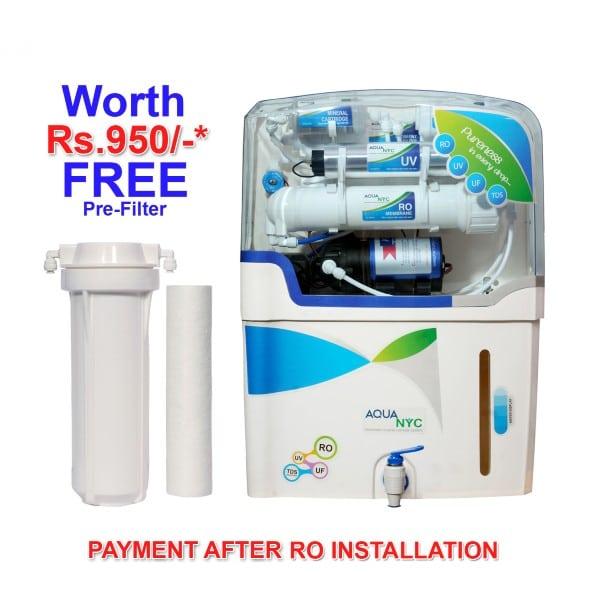 Aqua NYC Water Purifier