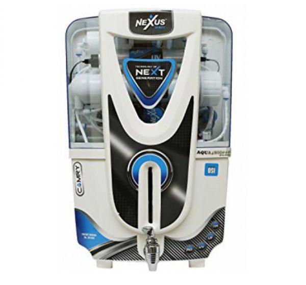 Nexus Camry White