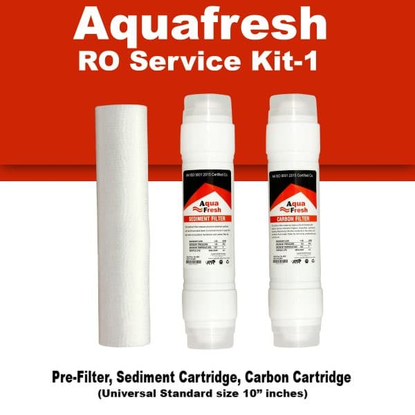 Aquafresh RO Service Kit 1
