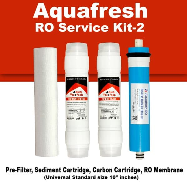 Aquafresh RO Service Kit 2